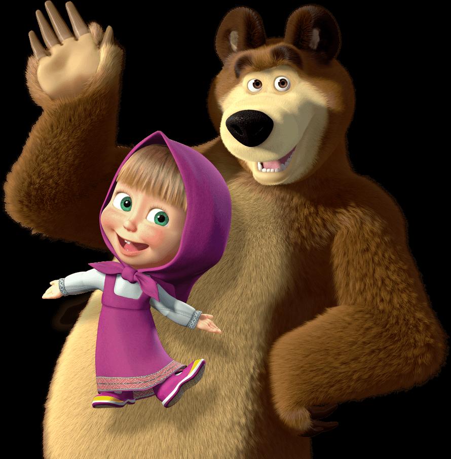 Маша и медведь смотреть онлайн или скачать все новые серии